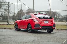 The 2017 Honda Civic Hatchback Sport Is A Driver S Car