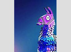 Fortnite Llama Wallpaper!   Fortnite Pro Club