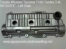 airbag deployment 1995 toyota t100 xtra spare parts catalogs toyota 4runner valve cover left side v6 3 4l 5vzfe 1120262050