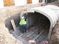 Construire Sa Cave Tradi Cave Exemple De Pose Chantier Cave Enterr 233 E