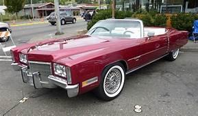 Cadillac Eldorado  And Luxury