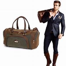 mens holdall duffle bag smart travel plane luggage