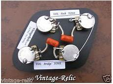 les paul wiring kit ebay