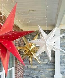 weihnachtsstern basteln mit beleuchtung 7 anleitungen