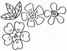 Ausmalbilder Blumen Einfach Ausmalbilder Fr 252 Hling Mytoys