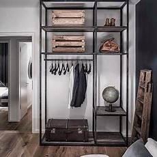 metal wardrobe