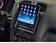 tablet im auto padbay provides safe integration and access to your