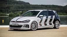 Volkswagen S Apprentices Made A 405bhp Golf Gti Top