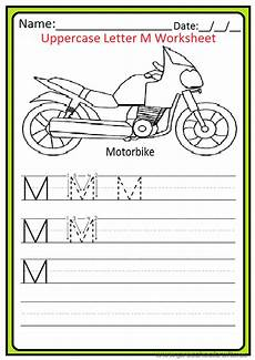 worksheets about letter m 24286 uppercase letter m worksheets free printable preschool and kindergarten