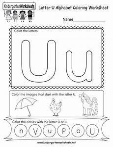 letter u worksheets free letter u coloring worksheet free kindergarten worksheet for