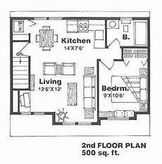 farmhouse style house plan 1 beds 1 baths 500 sq ft plan