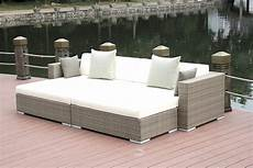 polyrattan lounge grau talfa polyrattan lounge dreamcatcher grau kaufen