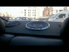 pioneer subwoofer 12 inch free air ford focus 2002