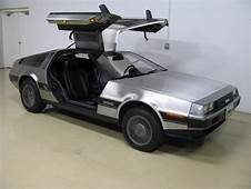 1981 DMC DeLorean Available At Midwest