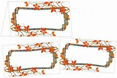 thanksgiving turkey place card templates perfectly plaid thanksgiving place cards