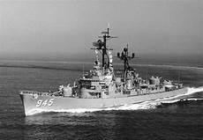 A I Destroyer forrest sherman class destroyer
