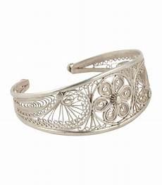 cadeau filigrane 2016 bracelet berb 232 re large femme en filigrane d argent en ligne