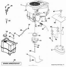 husqvarna yth22k42 96048005600 2013 09 parts diagram for engine