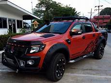 2016 ford ranger wildtrak if it was either all black or