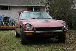 Sell New 1970 Datsun 240Z  Early Production Original