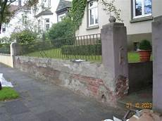 Gartenmauer Kullmann Bau
