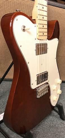 2017 fender guitars 2017 fender telecaster deluxe walnut gt guitars electric solid imperial guitar soundworks