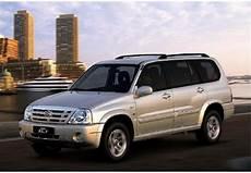 Suzuki Grand Vitara Technische Daten Abmessungen