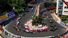 The Monaco Grand Prix History Of The Track