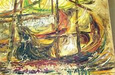 Karya Lukisan Affandi Seni Rupa