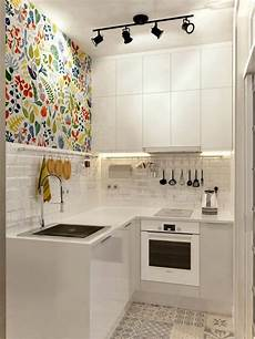 beautiful small kitchen that will make you fall in