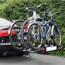 bike carrier eufab premium iii for 3 bicycles mounting