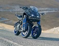 Nouveaut 233 2018 La Moto 224 3 Roues Yamaha Niken En Vid 233 O