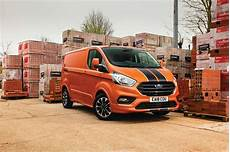 Ford Transit Custom Sport Review