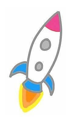 Malvorlagen Rakete Hd Ganz Einfache Rakete Ausmalbild Dekoideen Weltraum