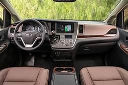 Toyota 2020 Sienna Interior Rendering