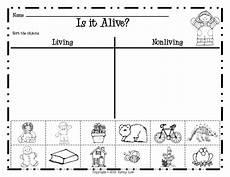science worksheet living things 12282 living or nonliving 5 pdf drive living and nonliving grade science