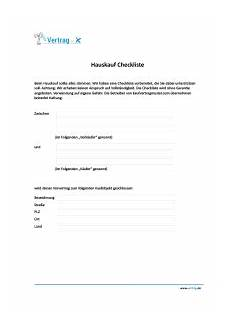 preview hauskauf checkliste kaufvertrag muster