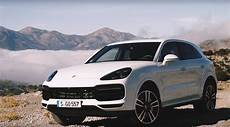 porsche cayenne 2019 2019 porsche cayenne turbo review says almost everything
