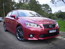 lexus ct 200h f sport review caradvice