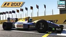 f1 2017 pc f1 2017 pc williams fw14b 1992 interlagos primeira