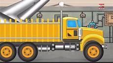 Memuat Truck Kartun Truk Untuk Anak Anak