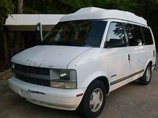 buy used 1996 chevrolet chevy astro lt passenger van all wheel drive awd runs drives in marion sell used 1996 chevrolet astro lt standard passenger van raised roof w wheelchair lift in
