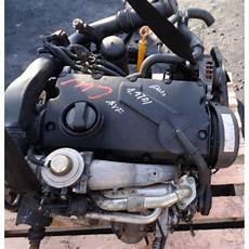 moteur 1l9 tdi 115cv type ajm pour vw passat audi a4 a6