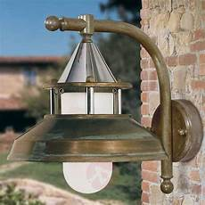rustic outdoor wall light antique lights co uk