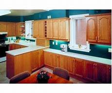 what paint color goes with oak cabinets with pictures ehow