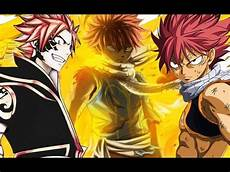 natsu dragneel all forms youtube