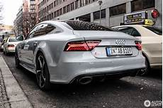 Rs7 2017 Sportback With A Colour by Audi Rs7 Sportback 2015 8 February 2015 Autogespot