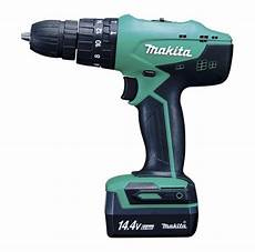 makita rechargeable vibration driver drill 14 4v battery