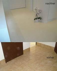 Keller Renovieren Vorher Nachher - alter fliesenboden mit fugenloser designspachtelung neu