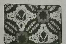 Motif Batik Pada Gambar Dising Berasal Dari Daerah
